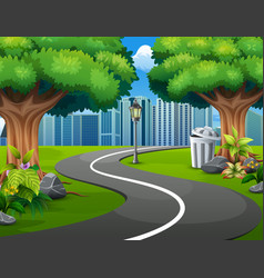 City Background Clipart Vector Images (over 1,400).
