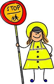 Road Safety Clipart #1.