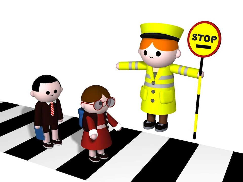 Road safety clipart 10 » Clipart Station.