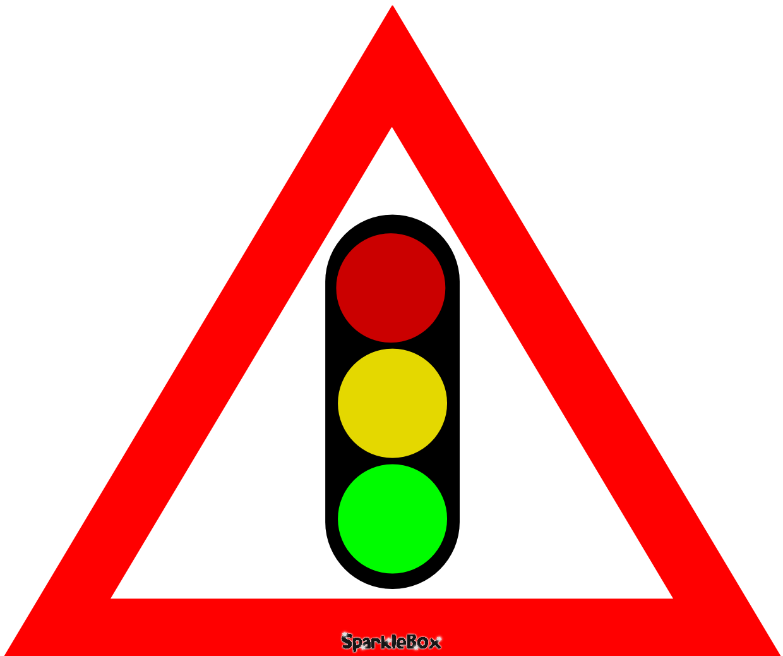 Printable Road Signs.