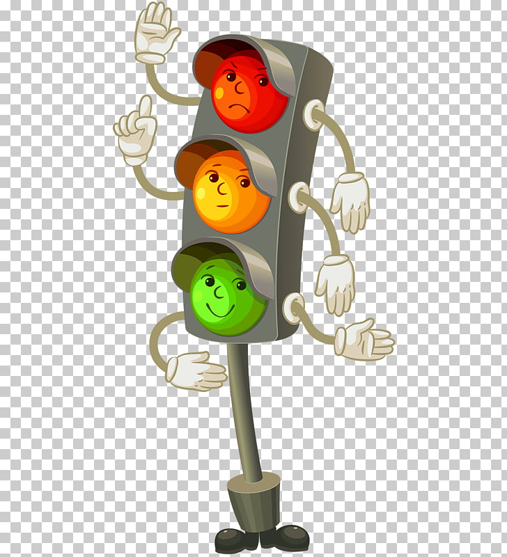 Traffic light Road , traffic rules PNG clipart.