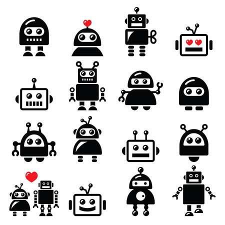 Robot face clipart 2 » Clipart Station.
