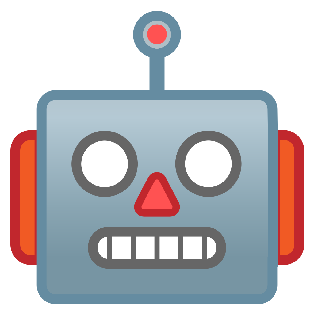 Robot clipart icon, Robot icon Transparent FREE for download.