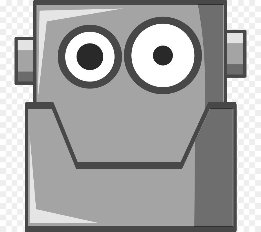 Robot Icon clipart.