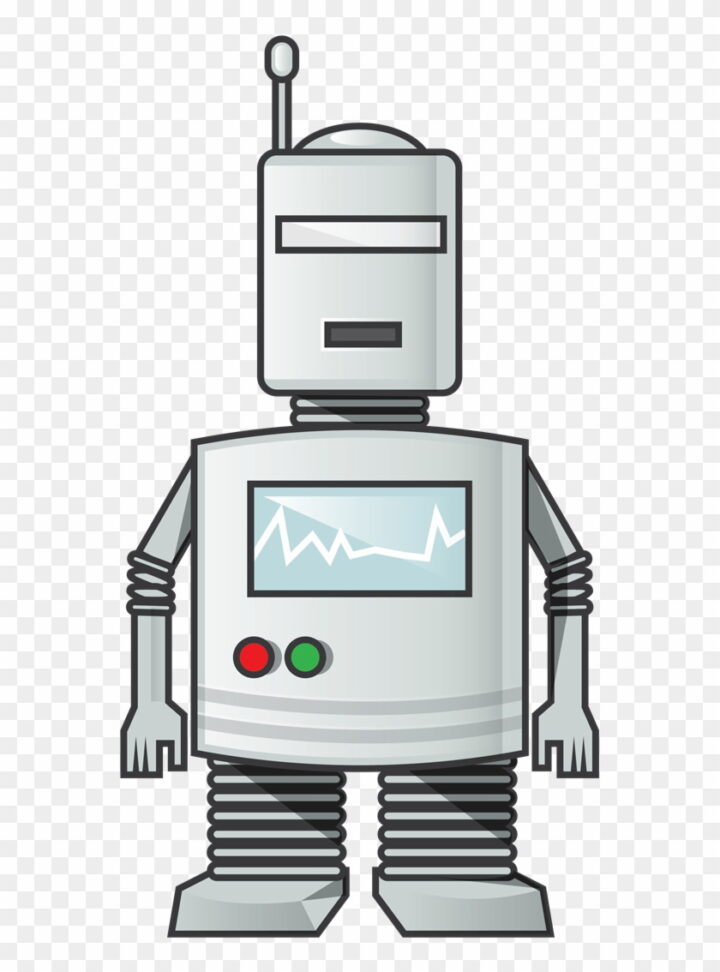 Robot Clipart Science Fiction Robot Clip Art Free Image.