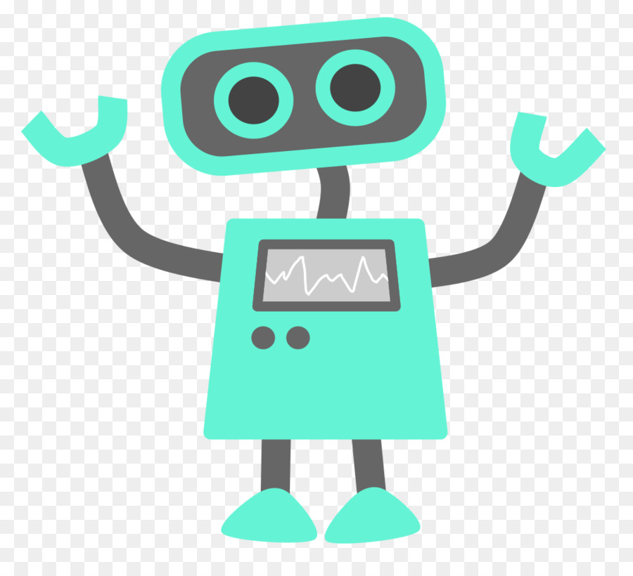 Robot Cartoon clipart.