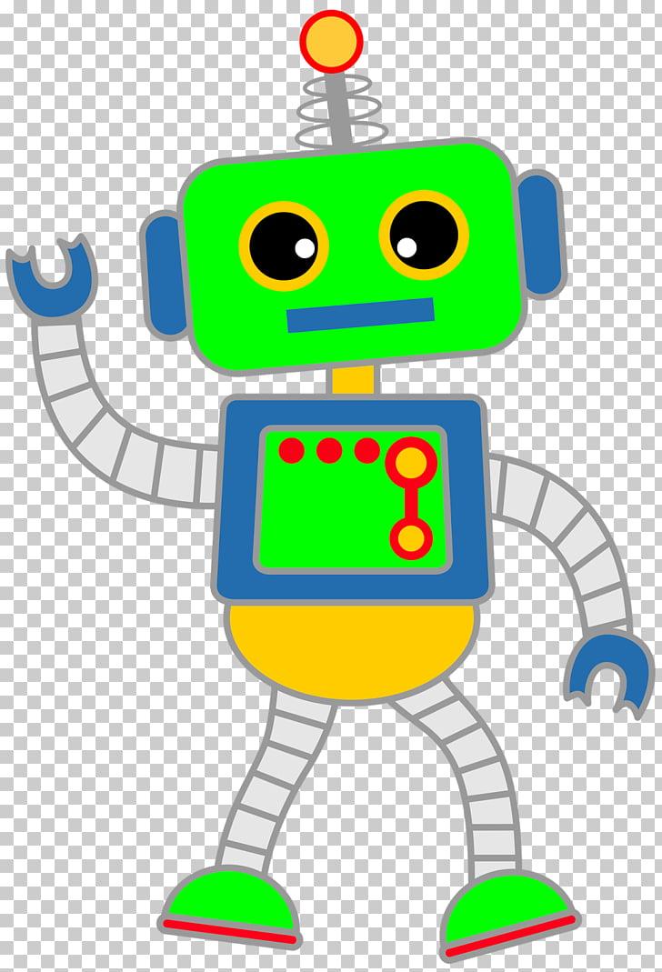Robotics , robots PNG clipart.