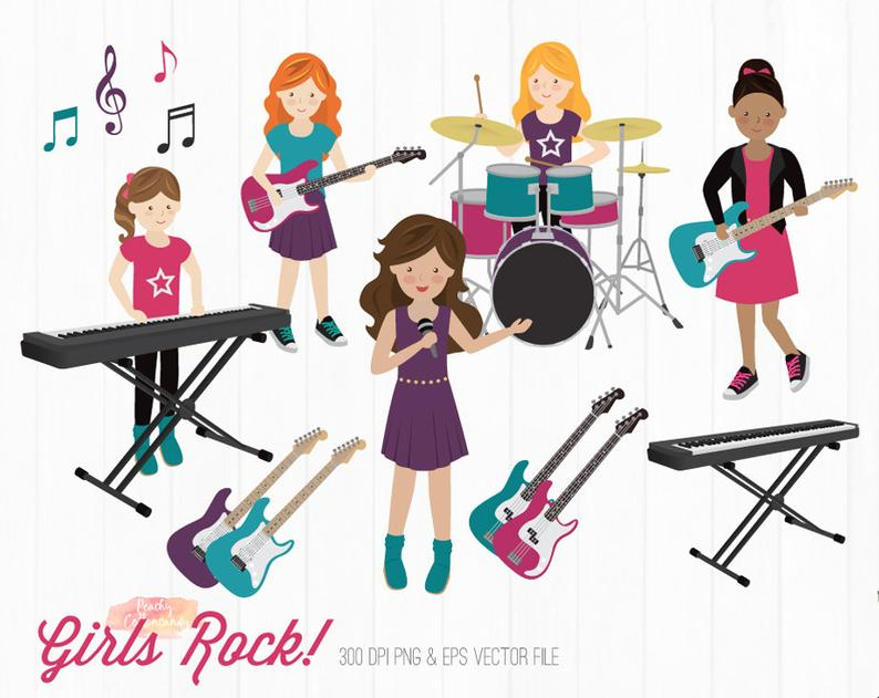 BUY 2 GET 1 FREE 33 music clipart.