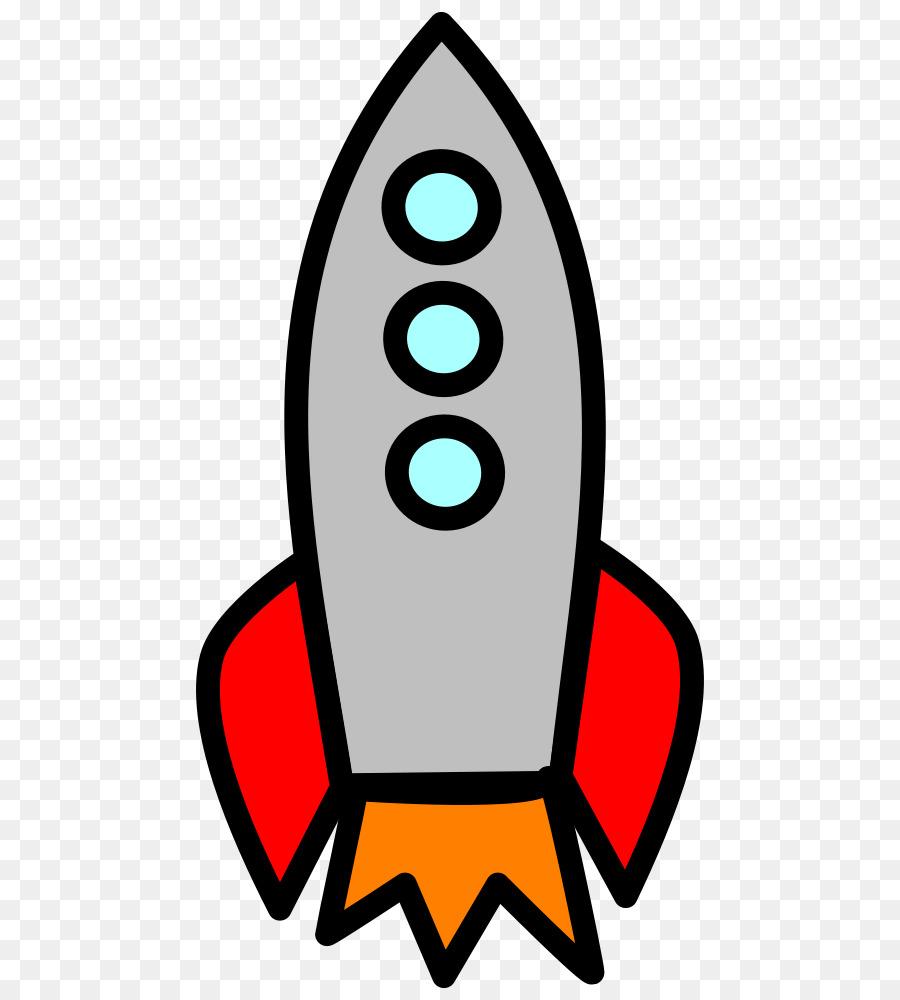 Rocket Cartoon clipart.