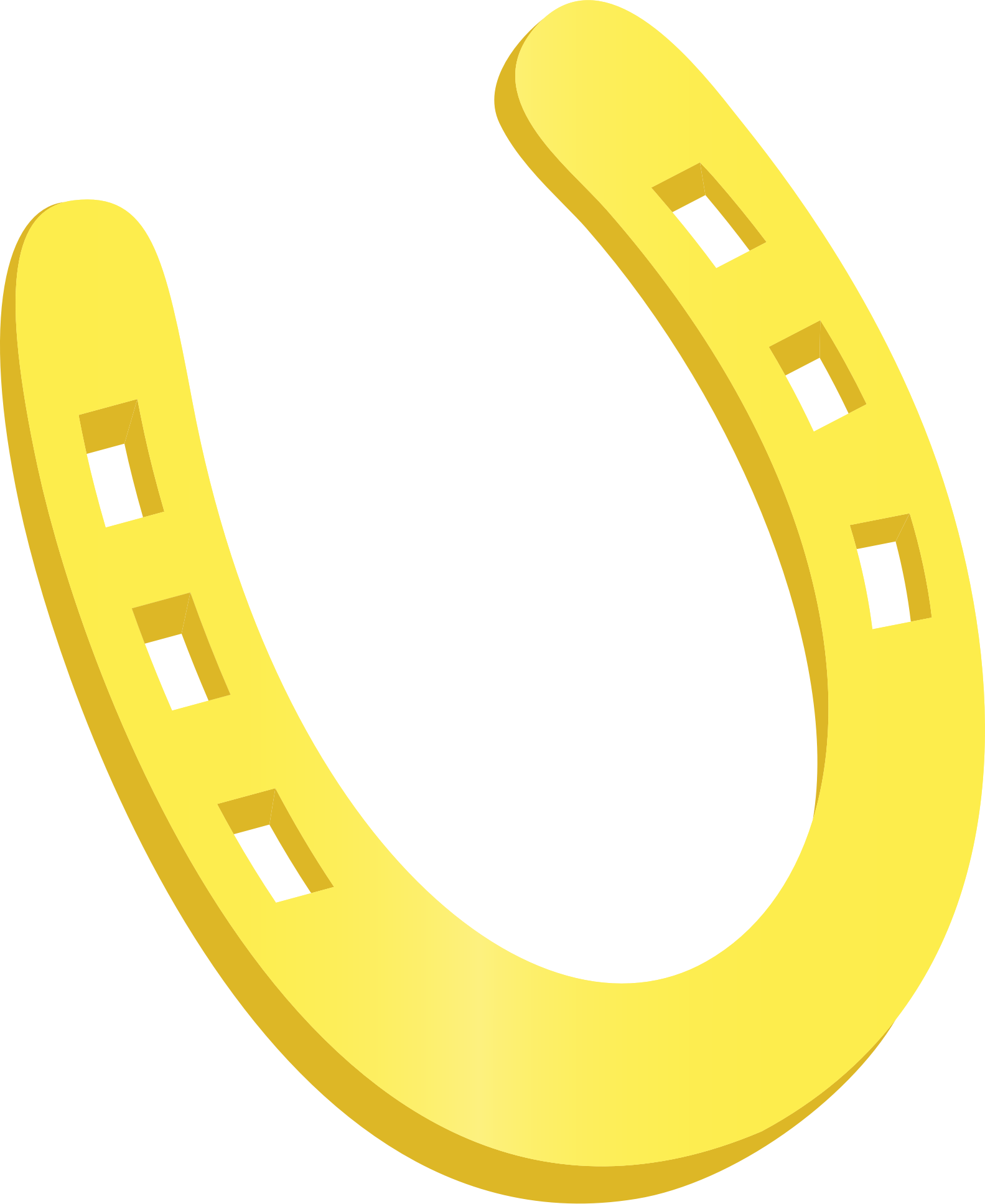 Horseshoe icon clipart images gallery for free download.