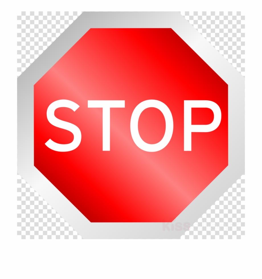 Octagono Rojo Png Clipart Octagon Traffic Sign.