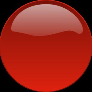Boton Rojo Clip Art at Clker.com.