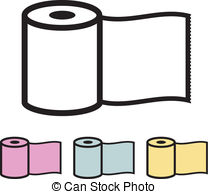 Paper roll Stock Illustrations. 16,368 Paper roll clip art images.