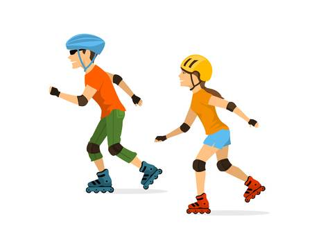 1,233 Inline Skate Stock Vector Illustration And Royalty Free Inline.