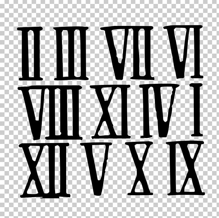 Ancient Rome Roman Numerals Number Numerical Digit Numeral.