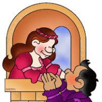 Romeo And Juliet Clipart.