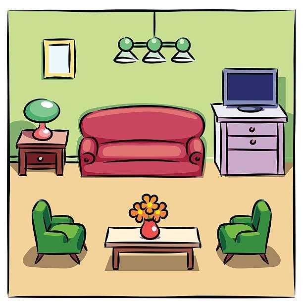 Tidy room clipart 3 » Clipart Portal.