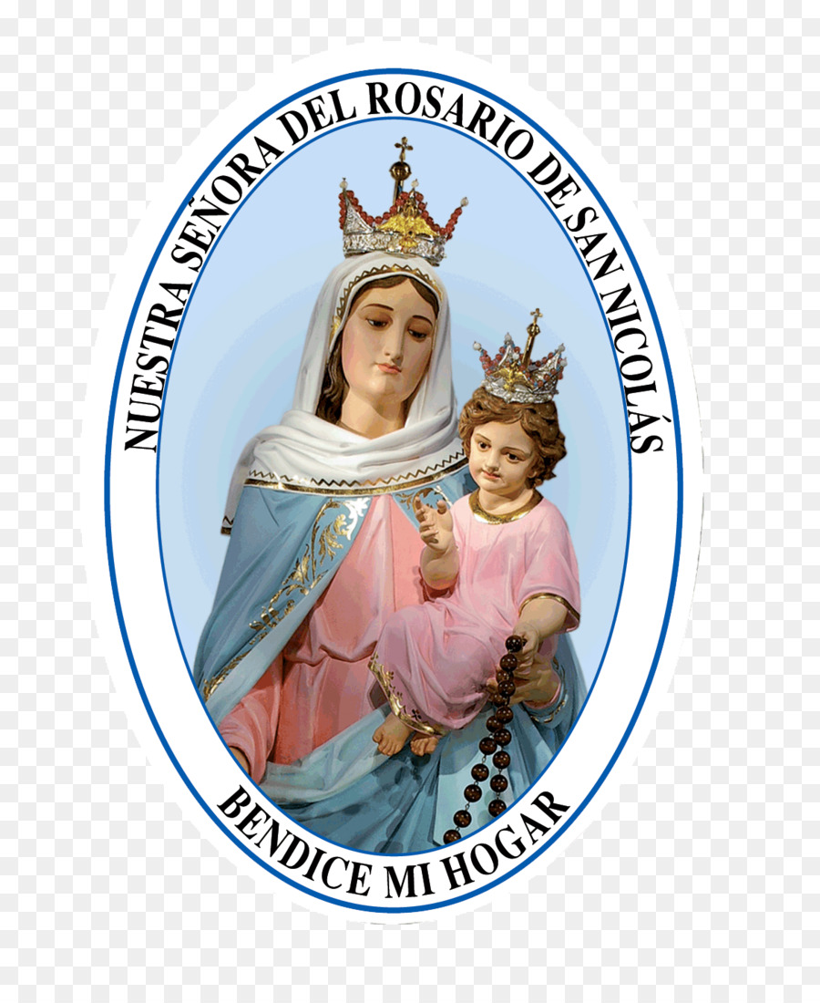 virgen del rosario png clipart Mary Our Lady of the Rosary.
