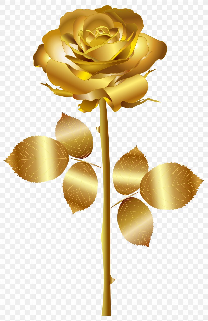Rose Gold Yellow Clip Art, PNG, 5184x8000px, Rose, Blue Rose.