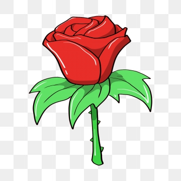 Flower clipart rose, Flower rose Transparent FREE for.