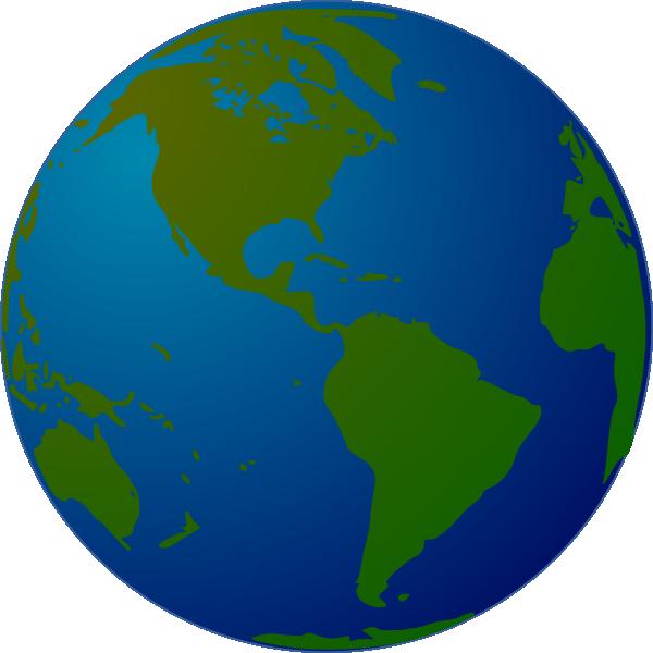 Globe Clip Art at Clker.com.