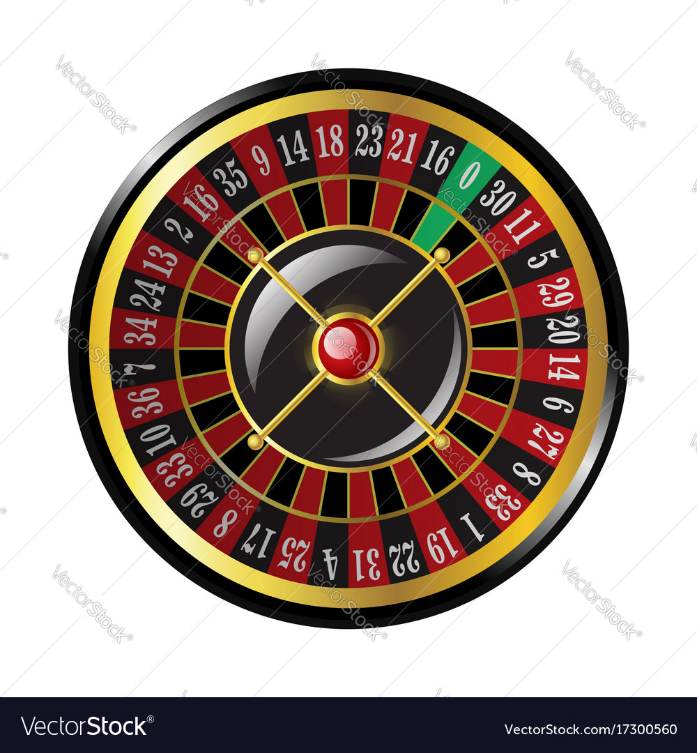 Casino roulette.