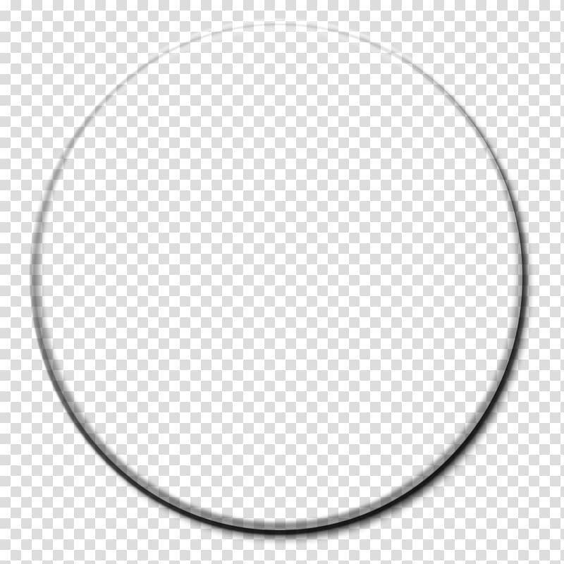 Circle Area Angle Point Pattern, Round frame transparent.