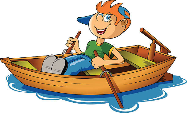 Row boat clipart 2 » Clipart Station.