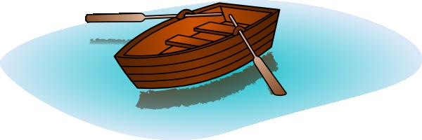 row boat clip art.