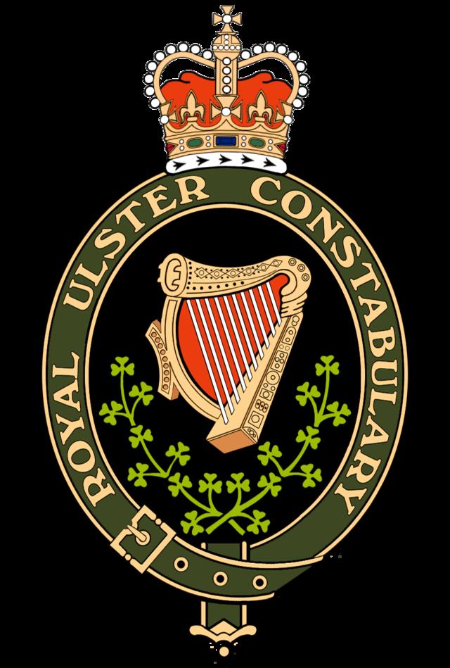 Royal Ulster Constabulary.
