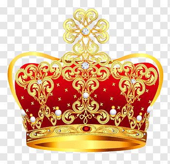 Royal Crown cutout PNG & clipart images.