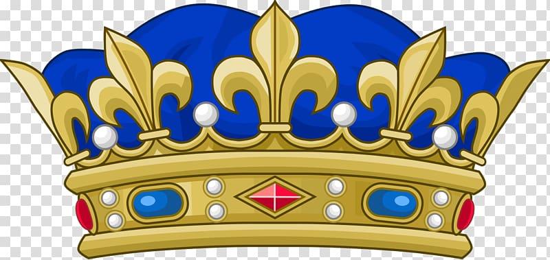 Crown prince Prince du sang , Royal Crown transparent.