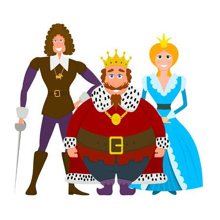 1,367 Royal Families Stock Vector Illustration And Royalty Free.
