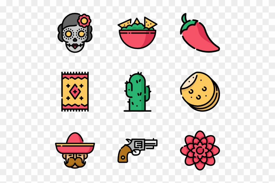Png Mexican Clipart Royalty Free Stock.