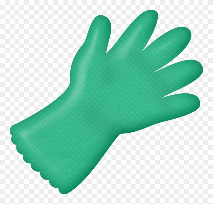 Glove Clipart Tool.