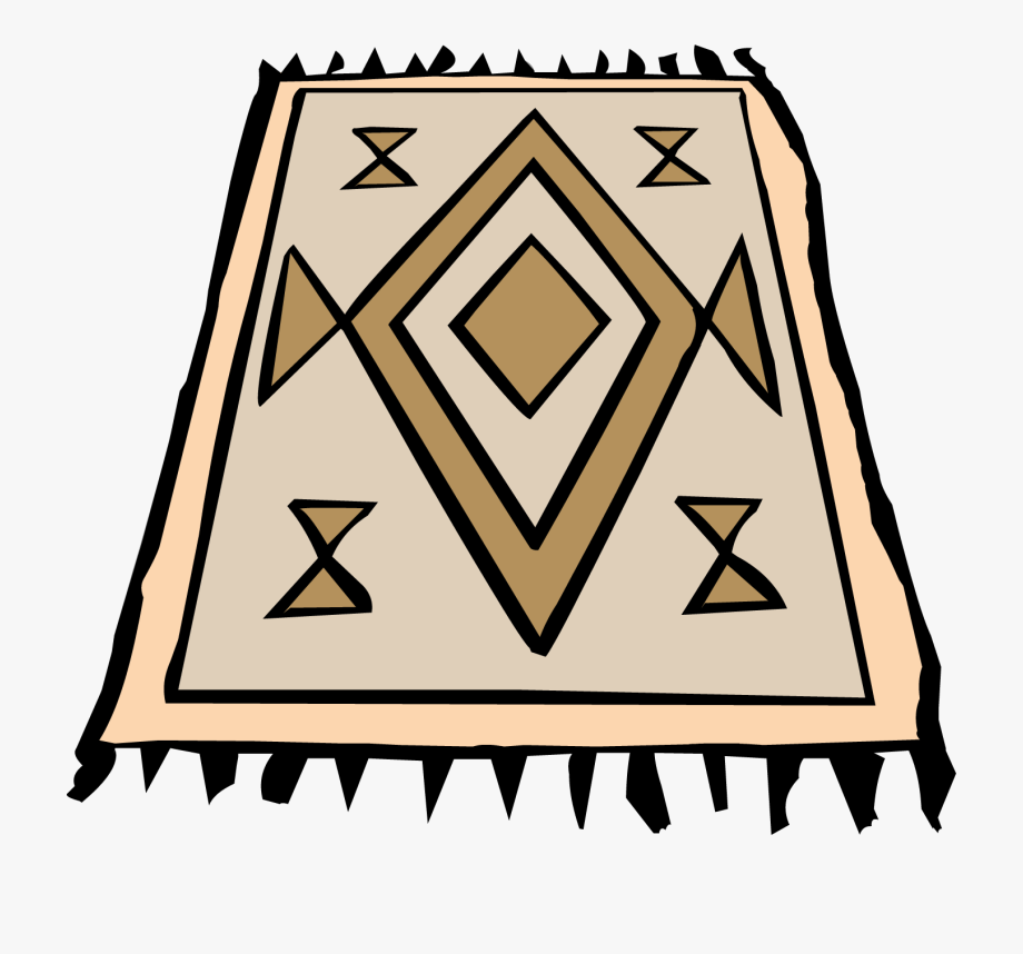 Mexican Rug Clipart.