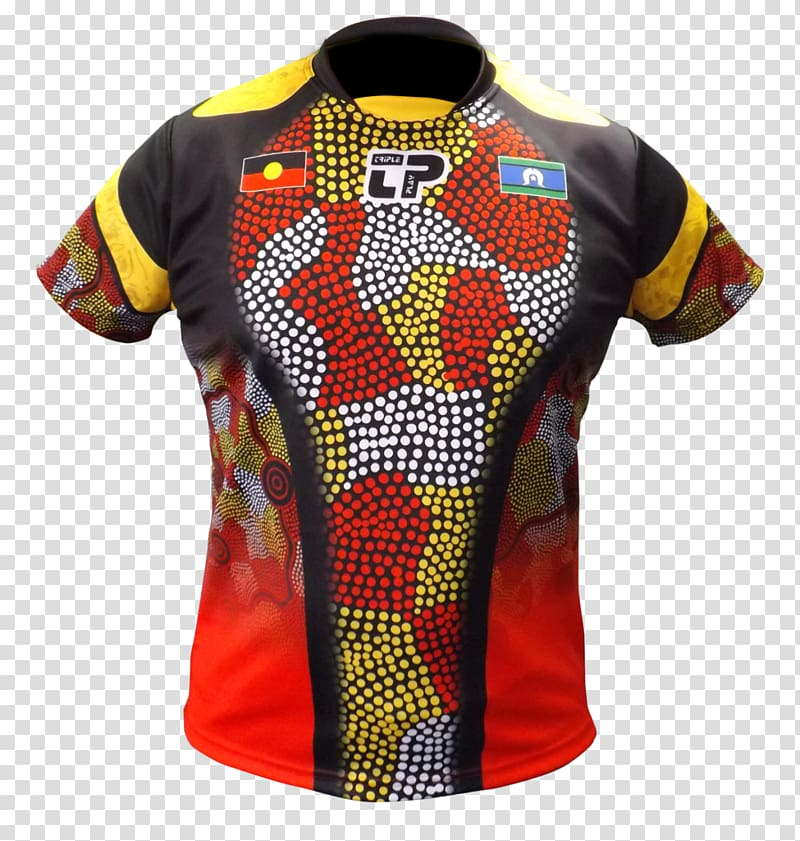 National Rugby League Indigenous Australians Jersey.