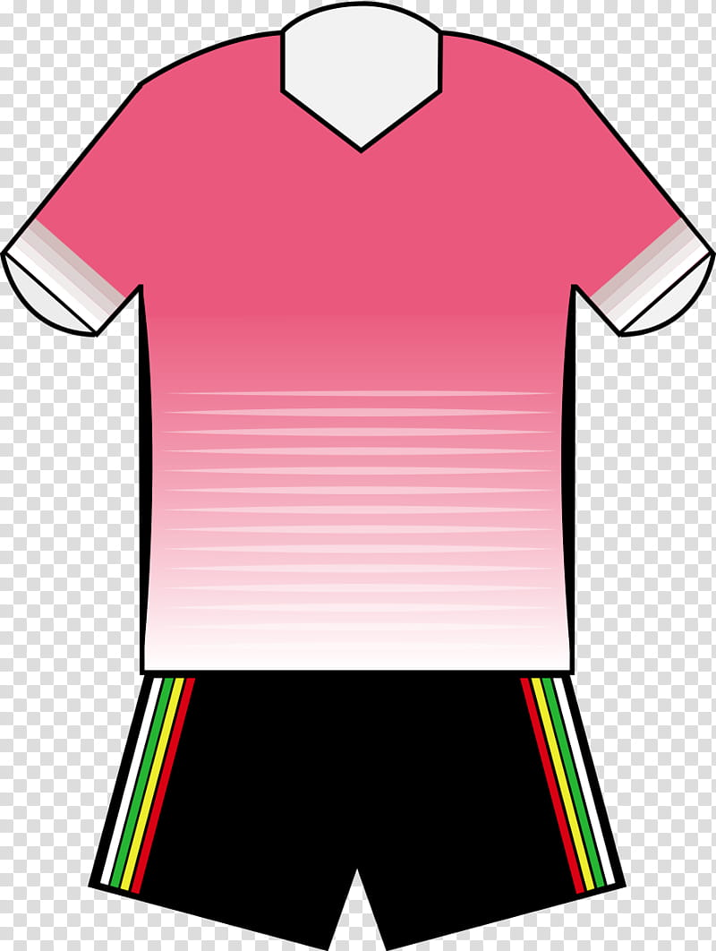 Pink Background, Penrith Panthers, Nrl Season, Rugby League.