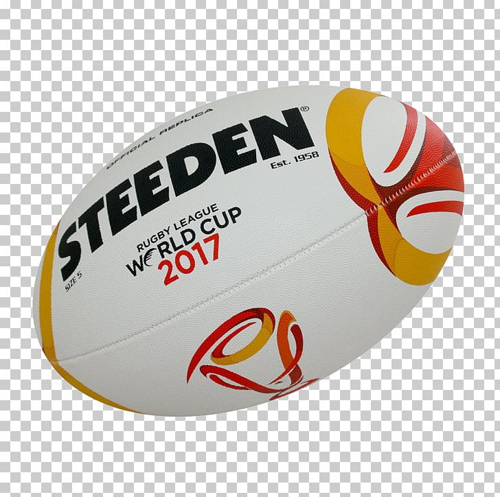 2017 Rugby League World Cup National Rugby League Ball.
