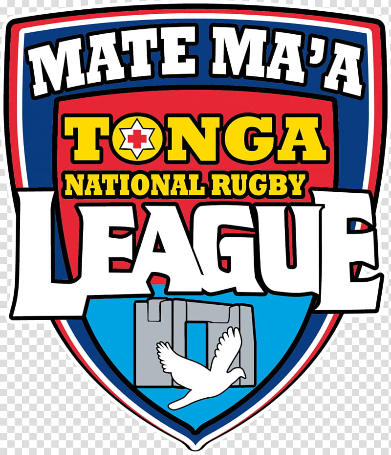 Football Cartoon, Tonga National Rugby League Team.
