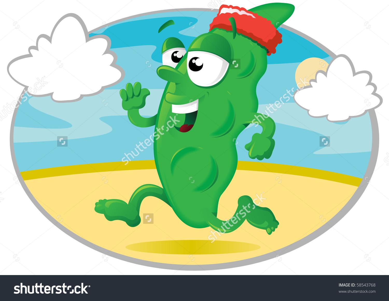 clipart runner beans #18