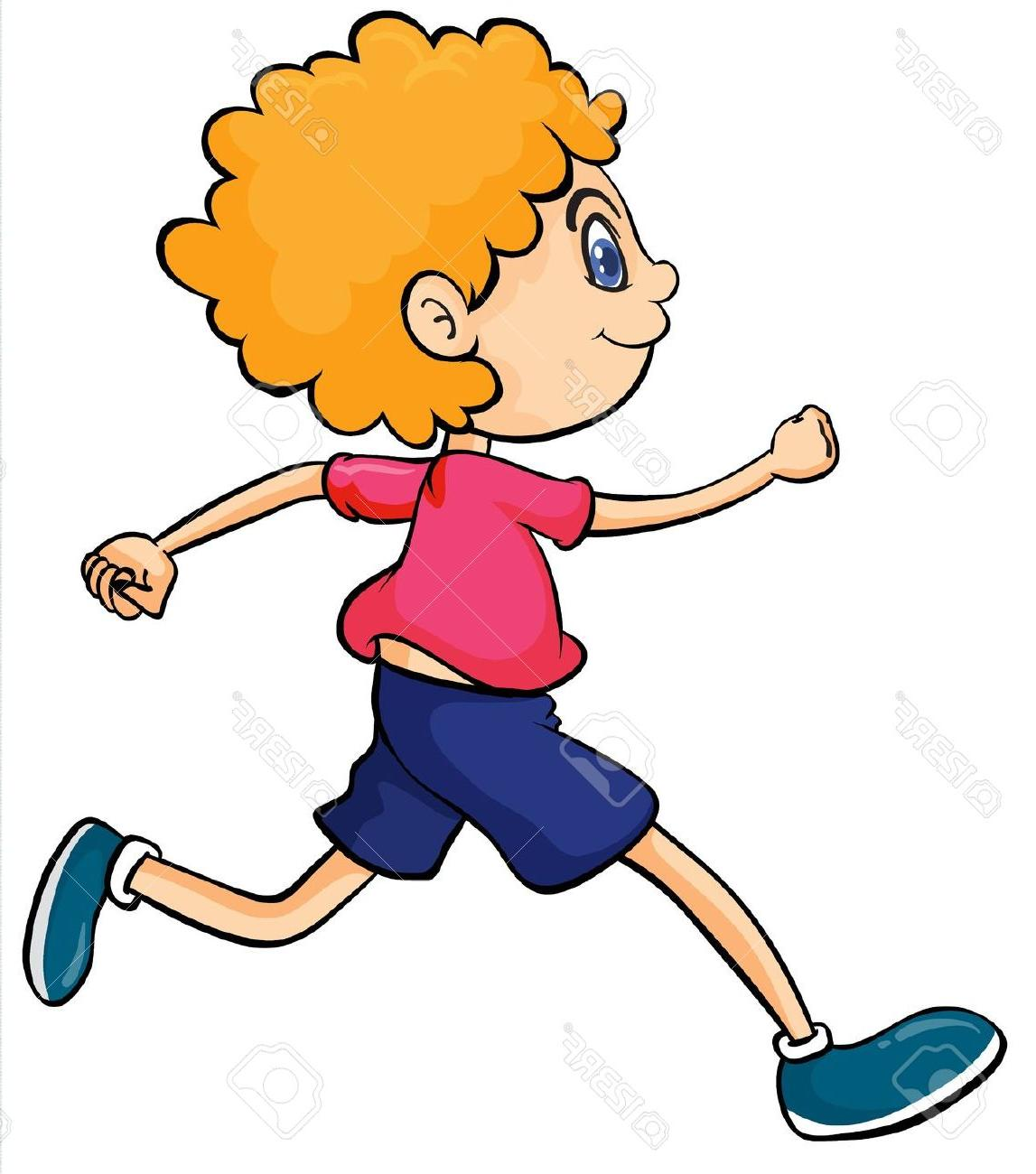 Free Running Clipart 4.