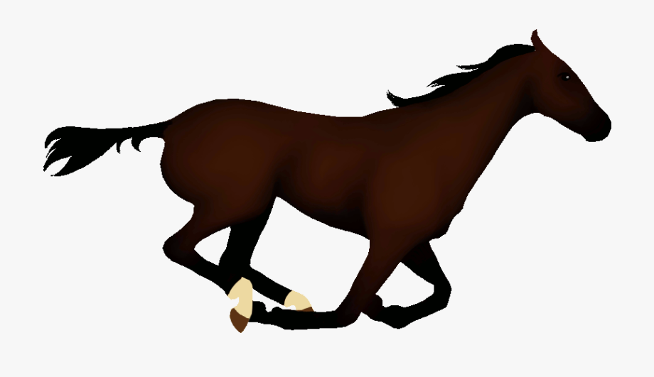 Horse Clipart Animation.