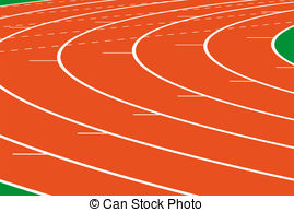 4610 Track free clipart.