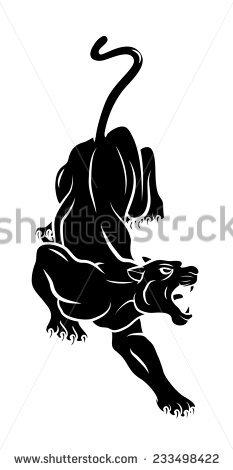 Cougar Mascot Stock Images, Royalty.
