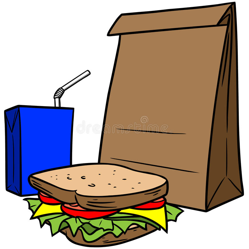 4660 Lunch free clipart.