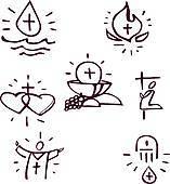 Catholic clipart sacraments 2 » Clipart Portal.