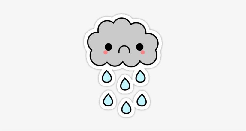 Cloud Clipart Sad.