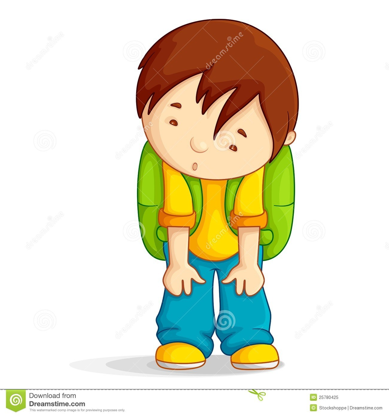 Sad boy clipart 2 » Clipart Portal.