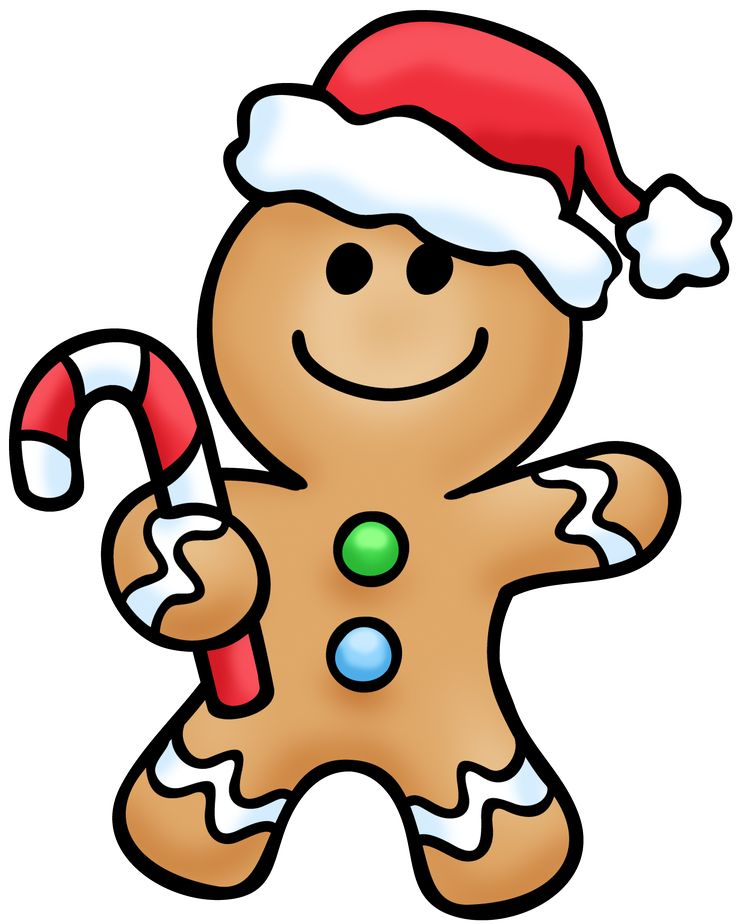 clipart sad gingerbread man